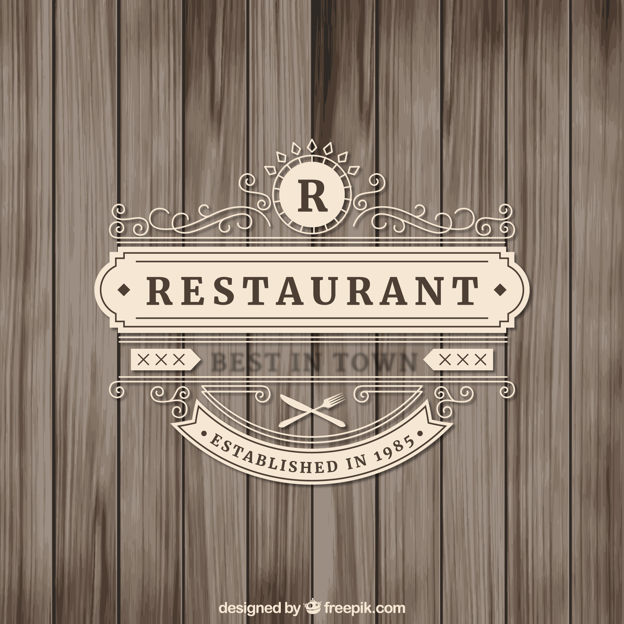 Ornamental Restaurant logo
