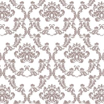 Ornamentale Muster Hintergrund