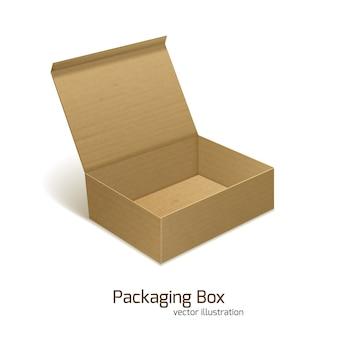 Papierverpackungsbox