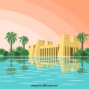 Philae Tempel, Ägypten