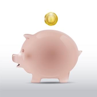 Piggy Bank Design
