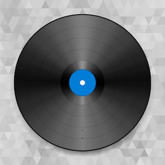 Plattenspieler Sound Soundtrack Single