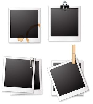Polaroid-Rahmen