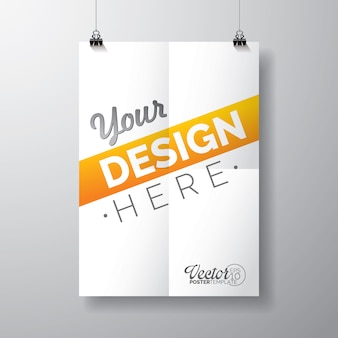 Poster Template-Design