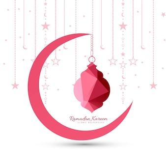Ramadan Kareem modernen Hintergrund