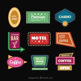 Das elegante Café-Menü Preistabelle vector | Download der ...