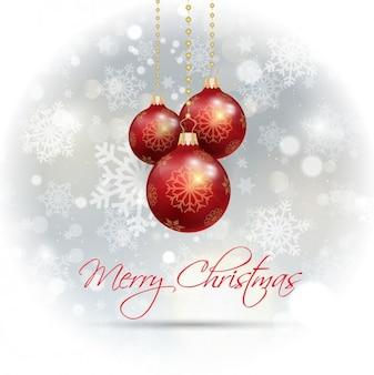 Rote kugeln vektoren fotos und psd dateien kostenloser download - Bilder weihnachtskugeln ...