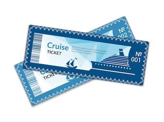 Schiff Kreuzfahrt Tickets