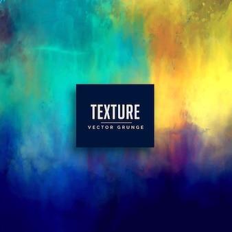 Schöne Textur Hintergrund mit Aquarell gemacht
