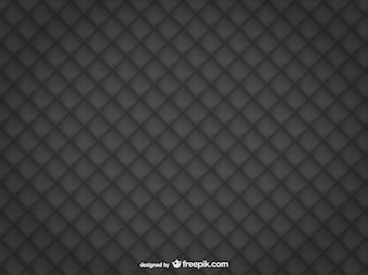 Schwarzem Leder Hintergrund