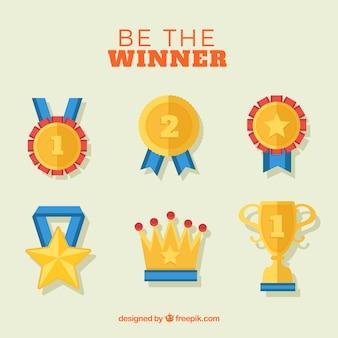 Seien Sie der Gewinner