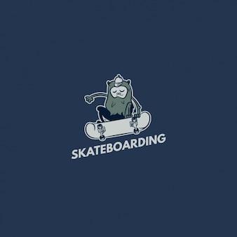 Skateboard-logo