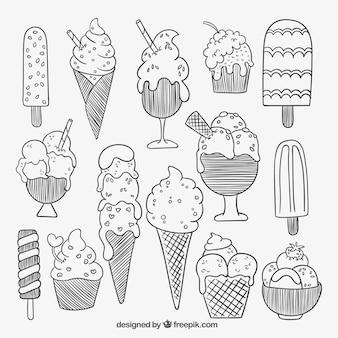 Sketchy Eis