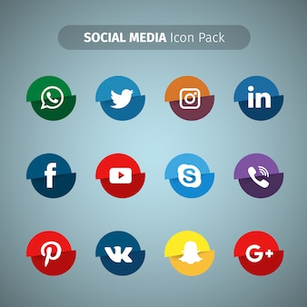 Social Media leichte Sammlung