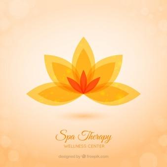 Spa-Therapie Hintergrund