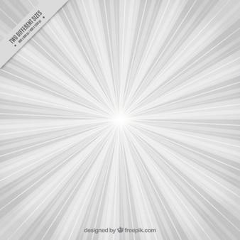 Sparkle mit Strahlen Hintergrund