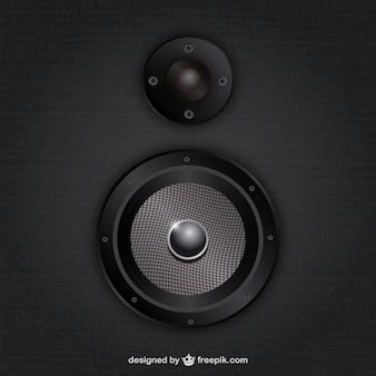 Speaker Hintergrund