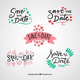 Speichern Sie die Datumssammlung