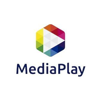 Spielen Logo Design