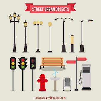 Städtische Objekte