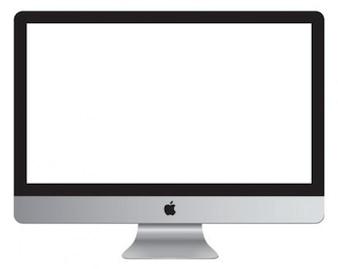 Stock kostenlos iMac Vektor