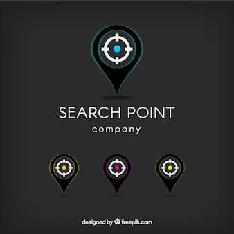 Suche Punkt