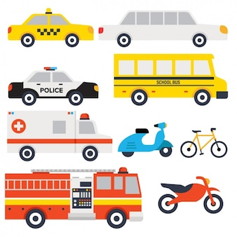 Transportfahrzeuge Design