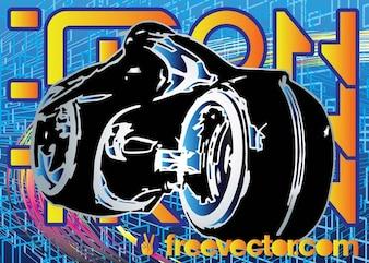 Tron-Vektor
