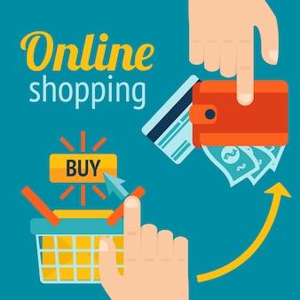 Über Online-Shopping