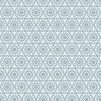 Vecnor Jahrgang nahtlose Muster, Tapete mit Kurve.