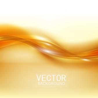 Vector Schöne Gold Satin