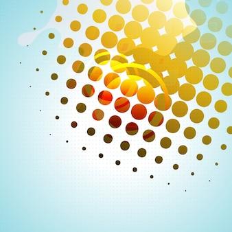 Vektor abstrakten Hintergrund Design Kunst