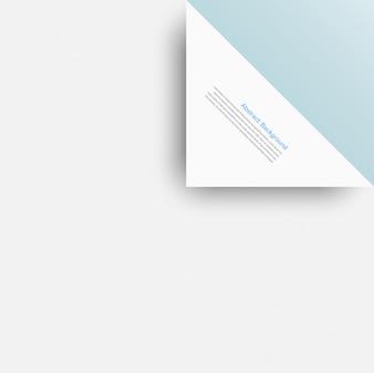 Vektor abstrakten Hintergrund. Origami geometrisch