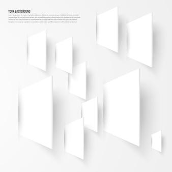 Vektor Hintergrund abstrakte Banner. Textur