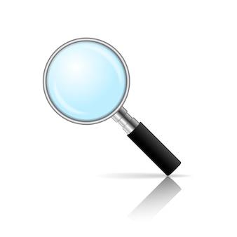 Vergrößerungsglas-Symbol
