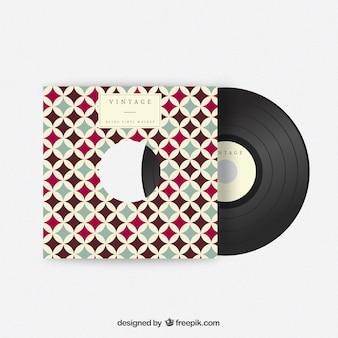 Vintage Vinyl-Abdeckung