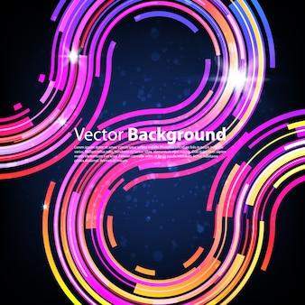 Web farbe eps grafik modern