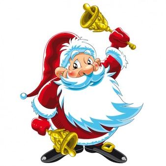 Weihnachtsmann-Entwurf