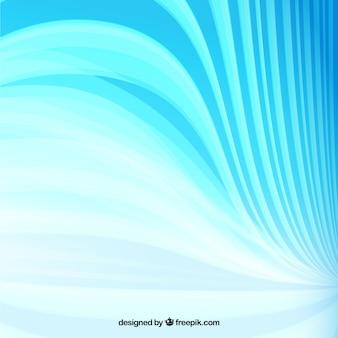 Wellenförmiges Hintergrunddesign