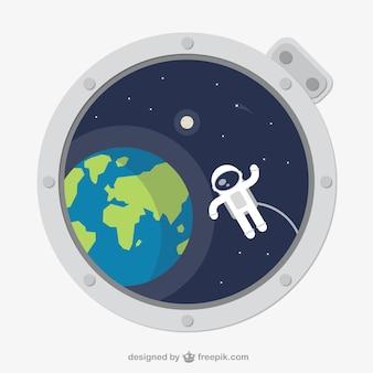 Weltraumspaziergang