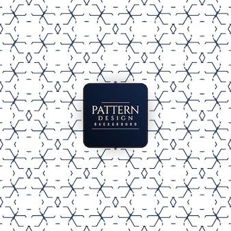 Zusammenfassung geometrischen nahtlose Muster Hintergrund