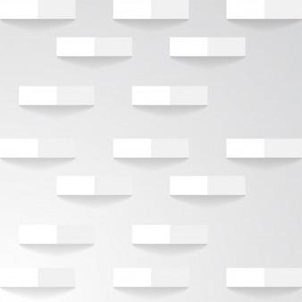 Zusammenfassung grau Vektor Hintergrund mit Rechtecken, Quadrate, Halbtöne, Licht und Schatten.