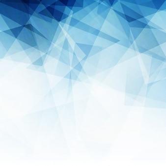 Zusammenfassung Hintergrund mit einem geometrischen Design