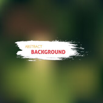 Zusammenfassung Hintergrund unscharf