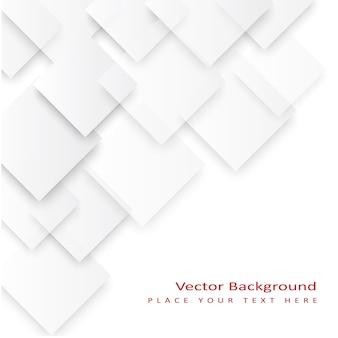Zusammenfassung Vektor-Quadrate Hintergrund.