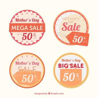 Adesivo venda para o dia da mãe