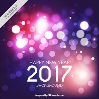 Ano novo abstrato abstrato 2017 de fundo
