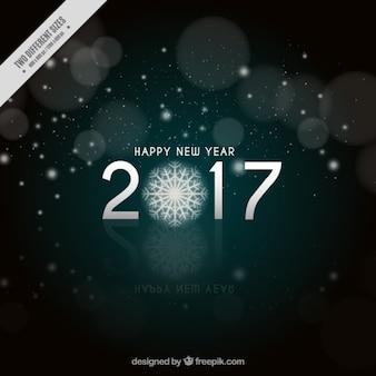 Ano Novo Background 2017 Saudações