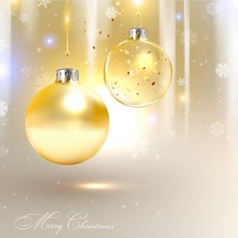 Ano sazonal feriado borrão ornamento