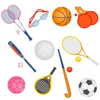 Artigos de desporto